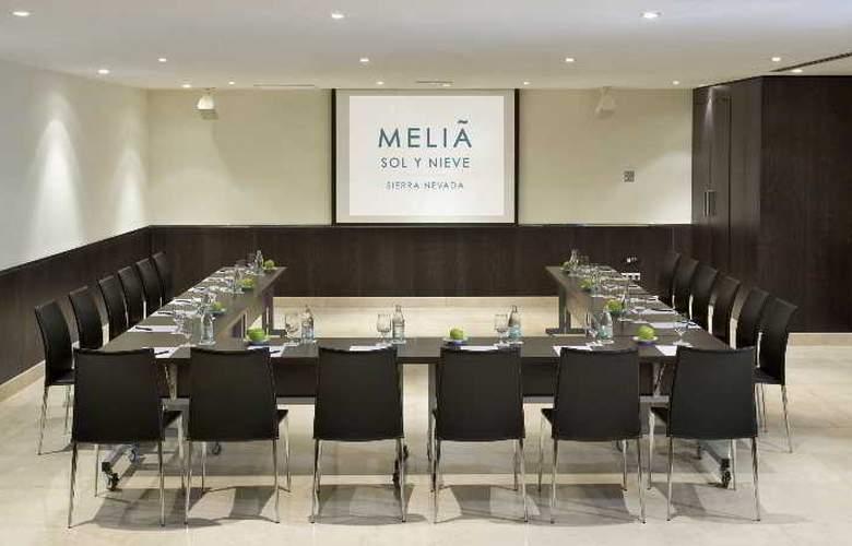 Meliá Sol y Nieve - Conference - 31