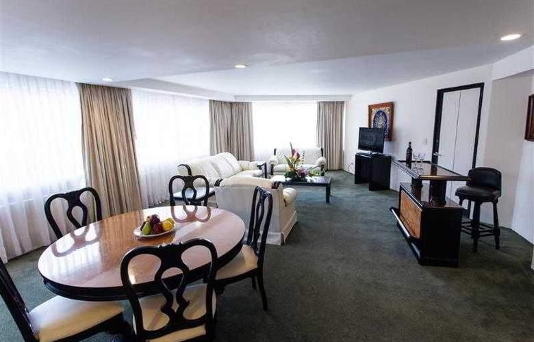 Best Western Plus Gran Morelia - Hotel - 92