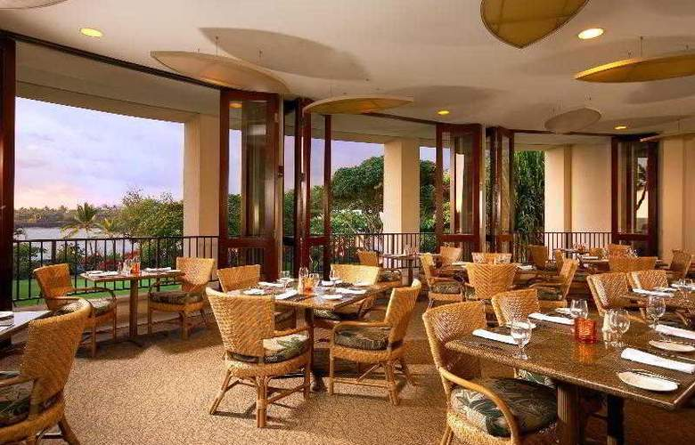 Sheraton Kona Resort & Spa at Keauhou Bay - Restaurant - 26
