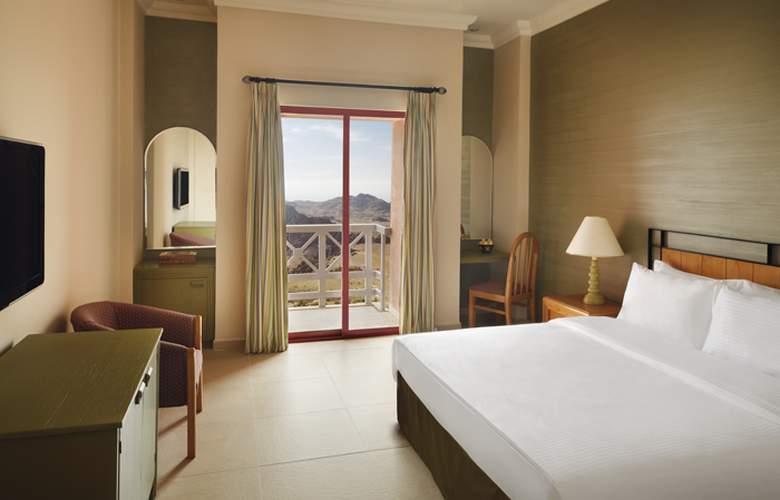 Movenpick Nabatean Castle - Room - 8
