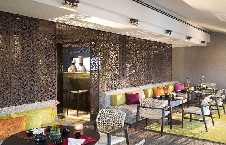 Hotel de Paris Saint Tropez - Restaurant - 14