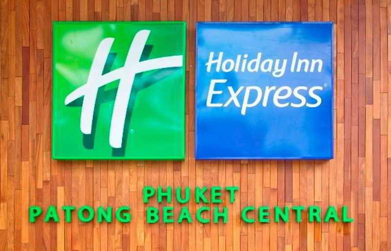 Holiday Inn Express Phuket Patong Beach Central - Hotel - 6