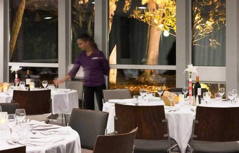 Novotel Saclay - Hotel - 15