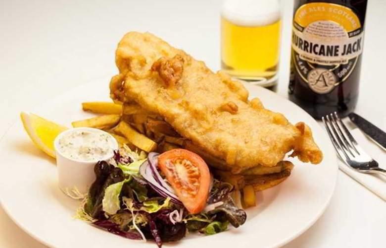 Portavadie Loch Fyne Scotland - Restaurant - 15