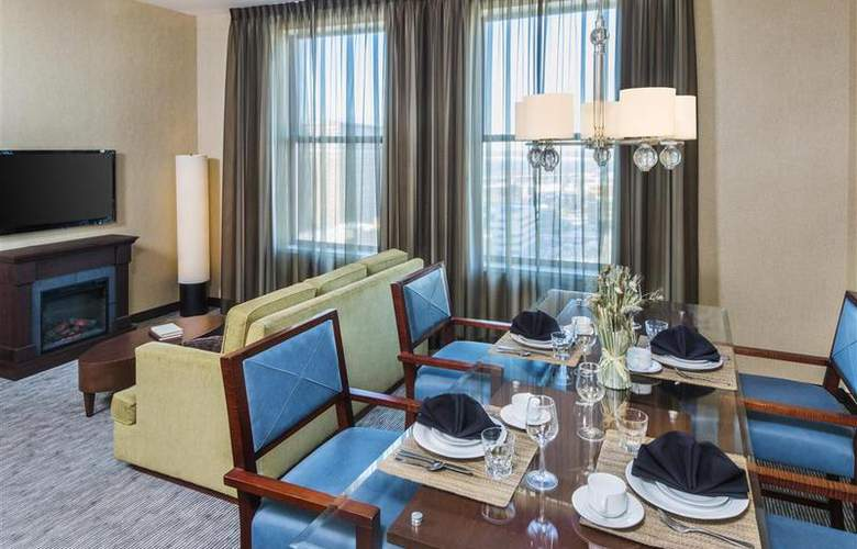 Hyatt Regency Buffalo - Hotel - 11