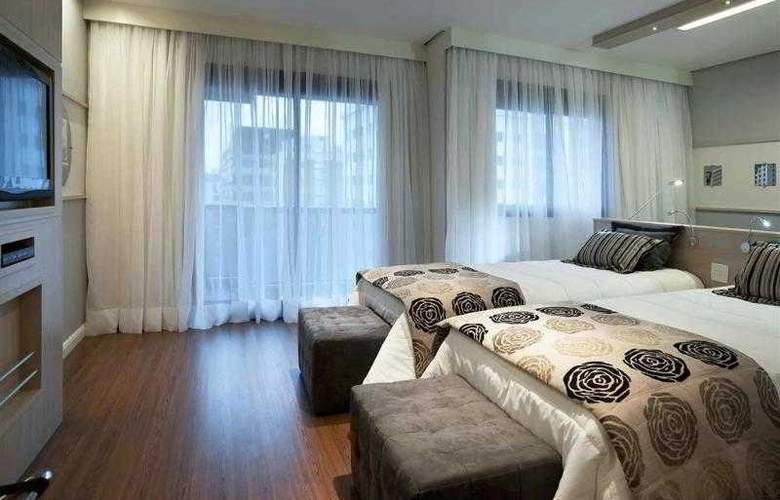 Mercure Sao Paulo Pamplona - Hotel - 8