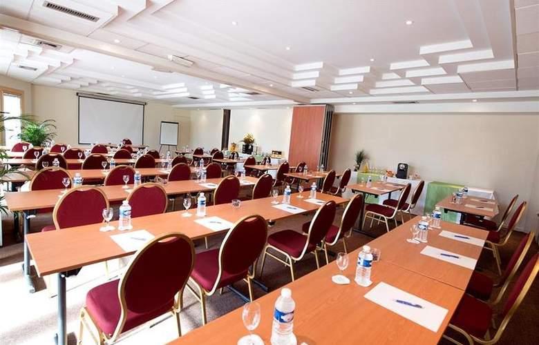 Best Western Marseille Bonneveine Prado - Conference - 24