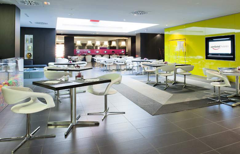 Ilunion Bel Art - Restaurant - 13
