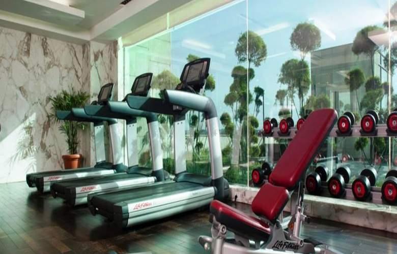 Crowne Plaza New Delhi Okhla - Sport - 8