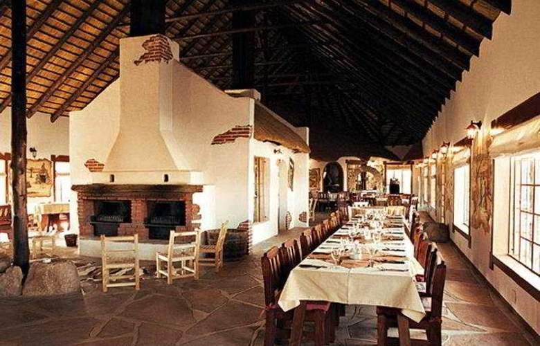 Cañon Village - Restaurant - 2
