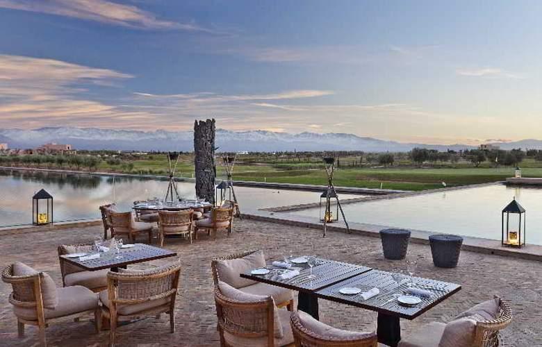 Ryads Al Maaden Medina & Golfs Resort - Restaurant - 17
