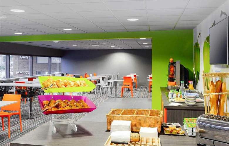Ibis Styles Caen Centre Gare - Restaurant - 17