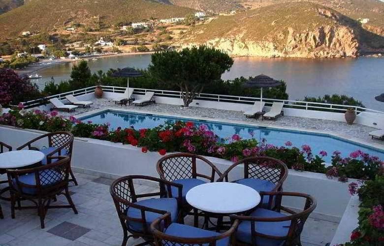 Patmos Paradise - Terrace - 2
