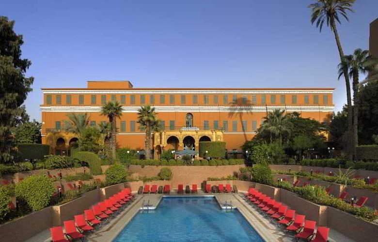 Cairo Marriott Hotel & Omar Khayyam Casino - Hotel - 3