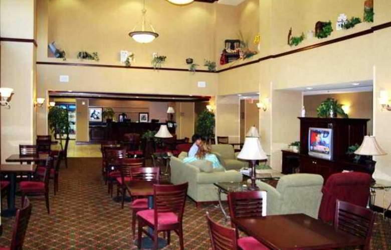 Hampton Inn & Suites Lafayette - Hotel - 0