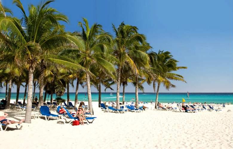 Riu Palace Riviera Maya - Beach - 12