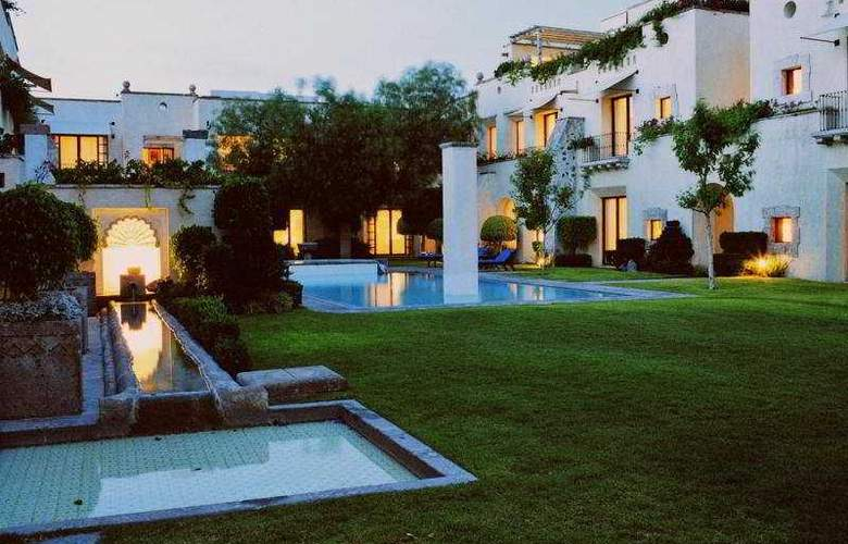 Doña Urraca Hotel & Spa Queretaro - Pool - 6
