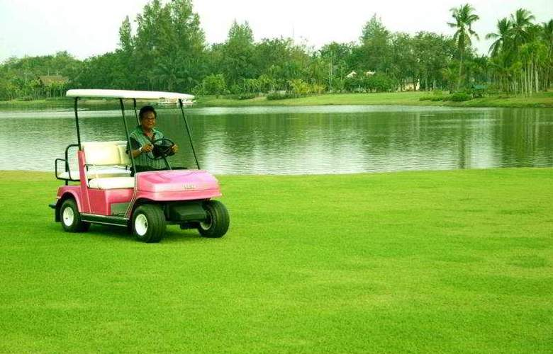 Water Land Golf Resort & Spa Phitsanulok - Sport - 7
