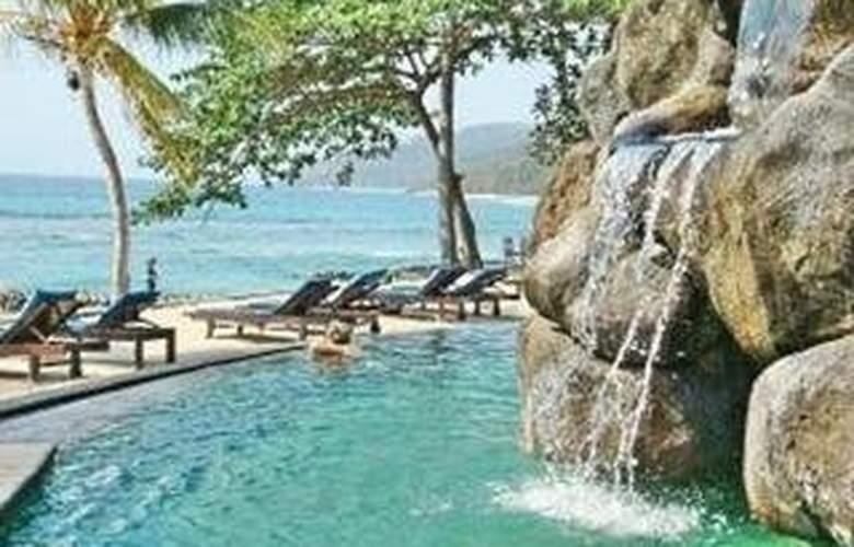 Alang Alang Boutique Beach Resort - Pool - 3