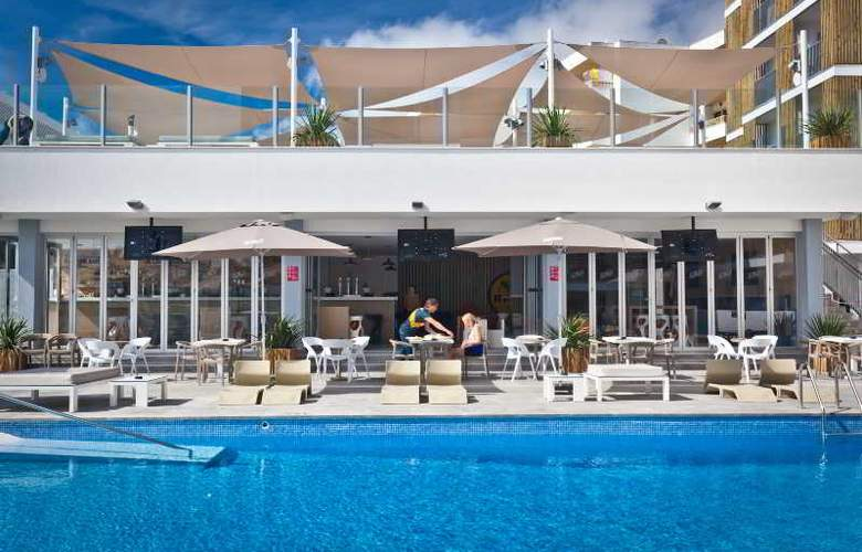 Ryans Ibiza Apartments - Bar - 15