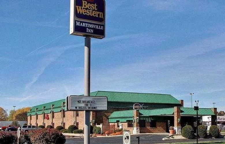 Best Western Martinsville Inn - Hotel - 0