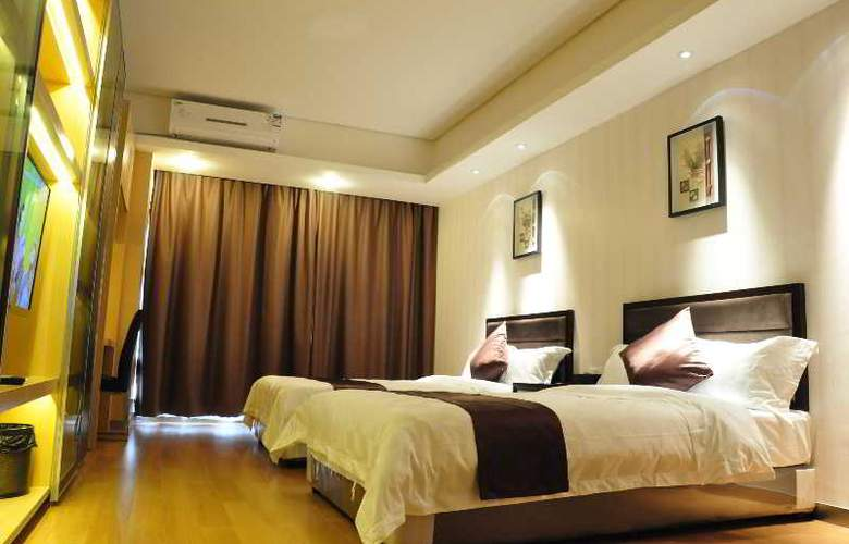 Baihe International Apartment Kecun Hopson Square - Room - 9
