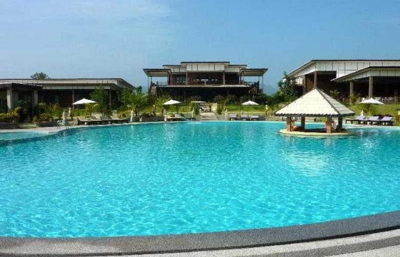Nakakiri Resort & Spa Kanchanaburi - Pool - 10