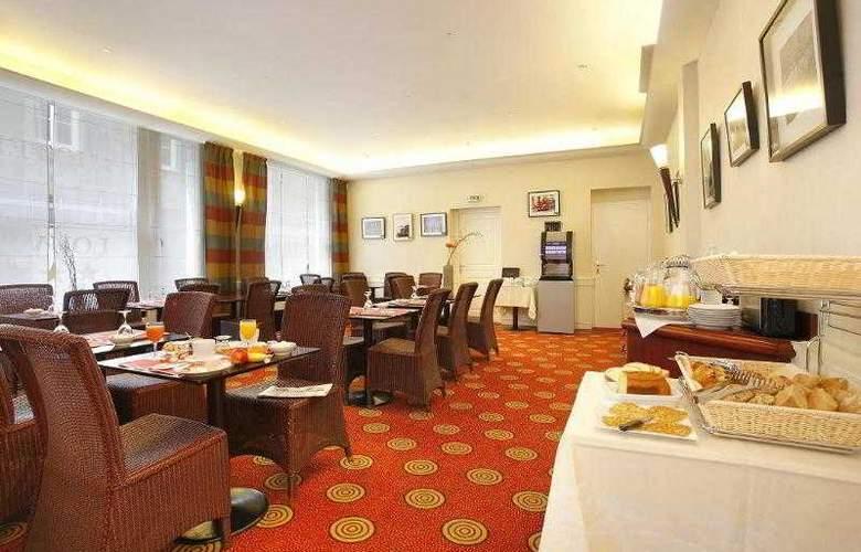 Hôtel des Marins - Restaurant - 15