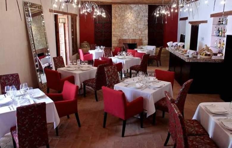 Casa del Alma Hotel Boutique and Spa - Restaurant - 3
