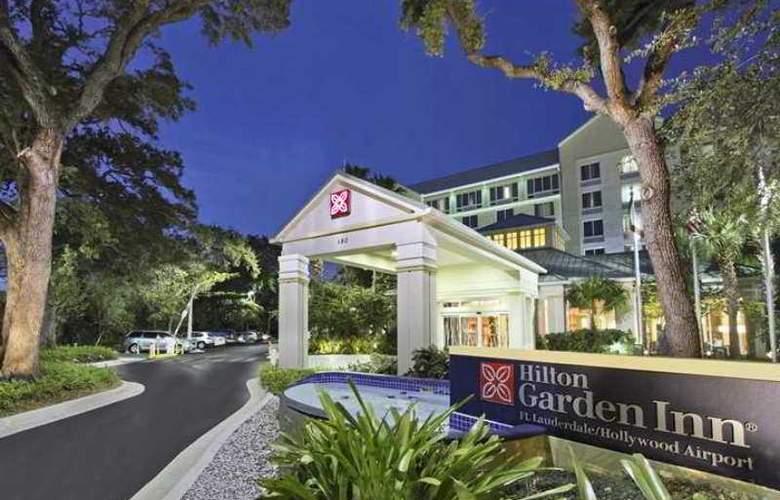 Hilton Garden Inn Ft. Lauderdale Airport-Cruise Port - Hotel - 12