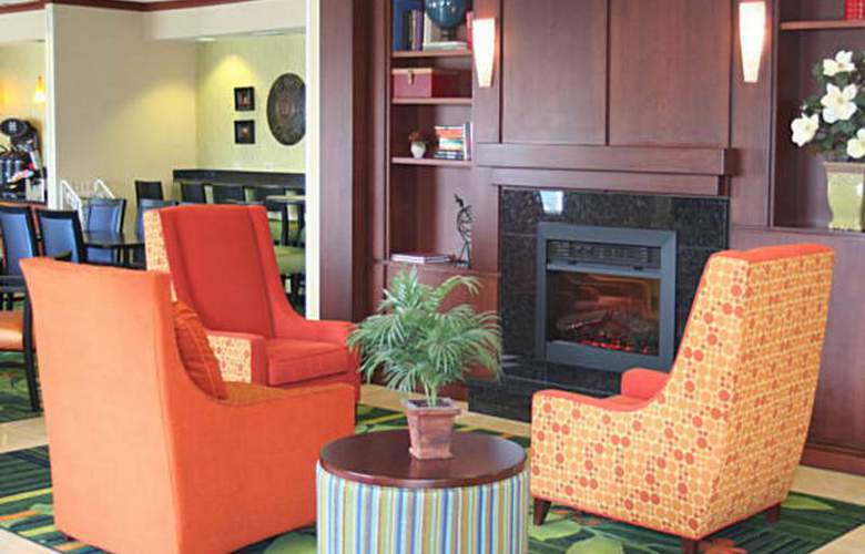 Fairfield Inn by Marriott Kansas City Internationa - General - 3