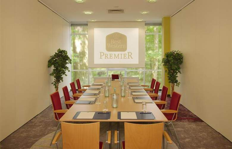 Best Western Premier Hotel Villa Stokkum - Conference - 74
