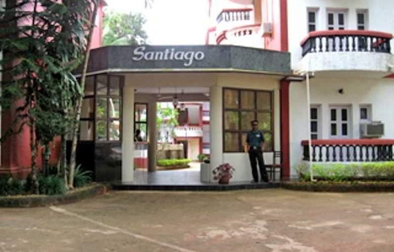 Santiago - Hotel - 0