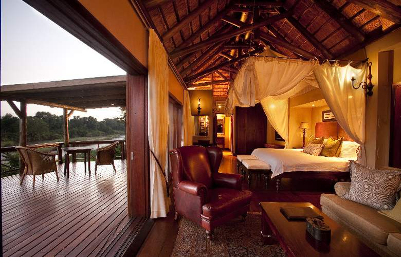 Lion Sands Tinga Lodge - Room - 10