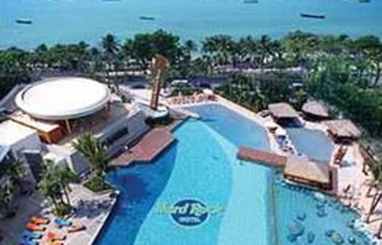 Hard Rock Hotel Pattaya - Pool - 8