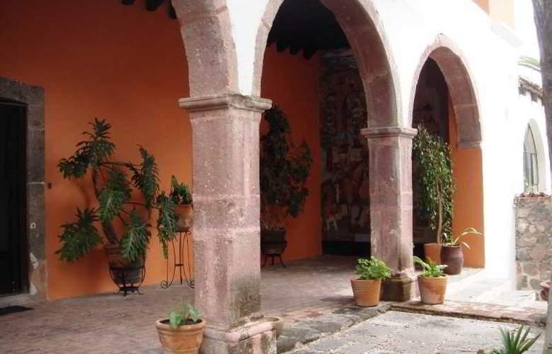 Rancho Hotel El Atascadero - Hotel - 5