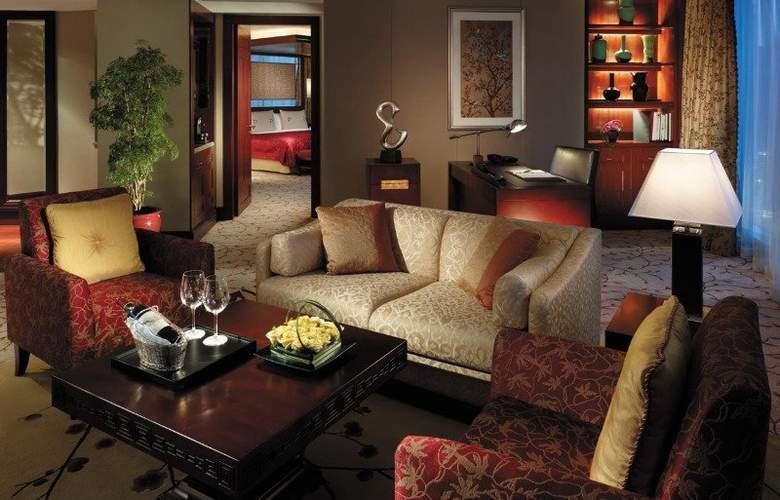 Shangri-la Futian - Room - 10