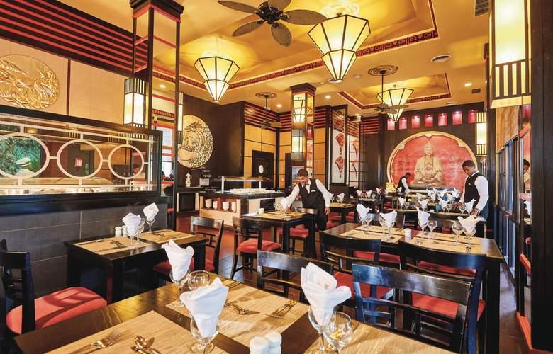 Riu Bambu  - Restaurant - 12