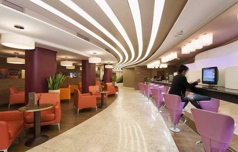 Mercure Budapest City Center - Bar - 5