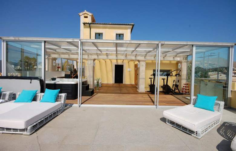 Galeon Suites - Terrace - 7