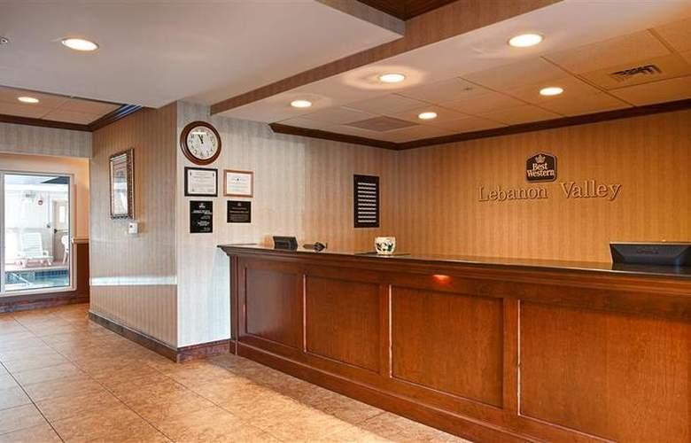 Best Western Lebanon Valley Inn & Suites - General - 28