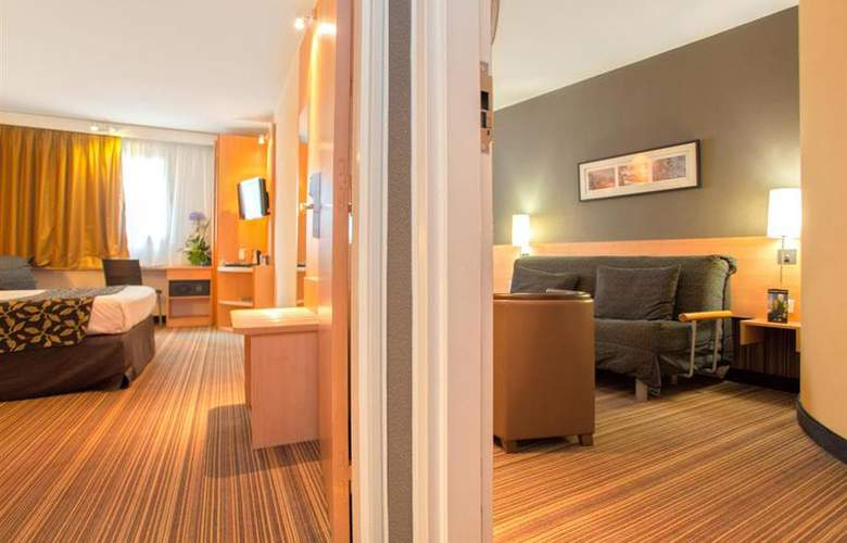 Best Western Bastia Centre - Room - 18