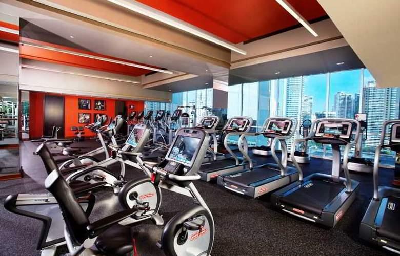 Hard Rock Hotel Panama Megapolis - Sport - 47