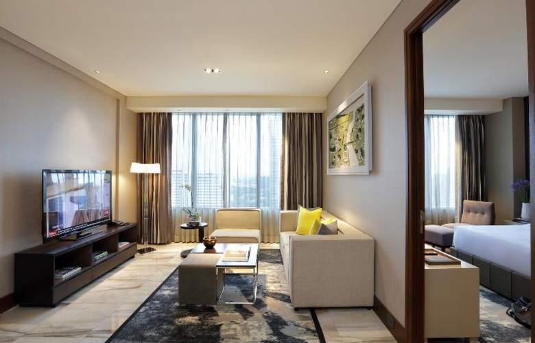 Makati Diamond Residences - Room - 5