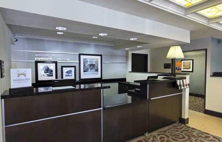 Hampton Inn Philadelphia/Plymouth Meeting - Hotel - 0