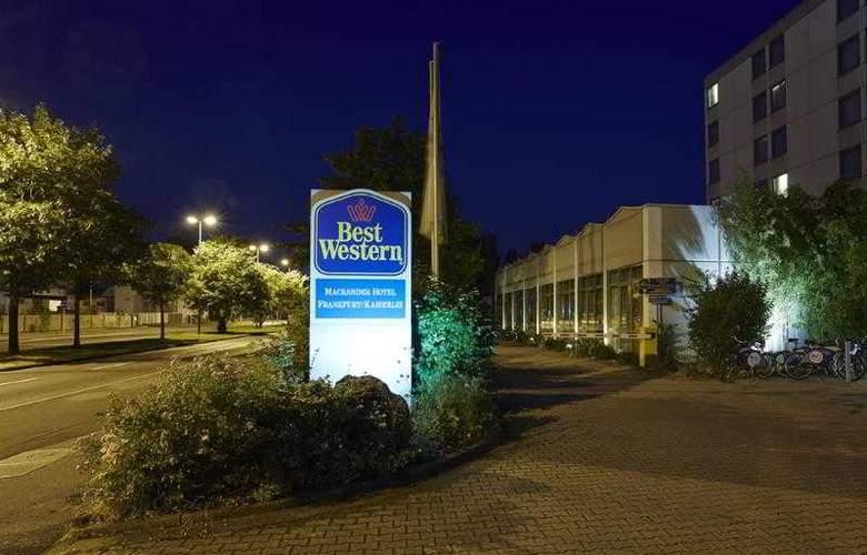 Best Western Macrander Frankfurt Kaiserlei - Hotel - 24