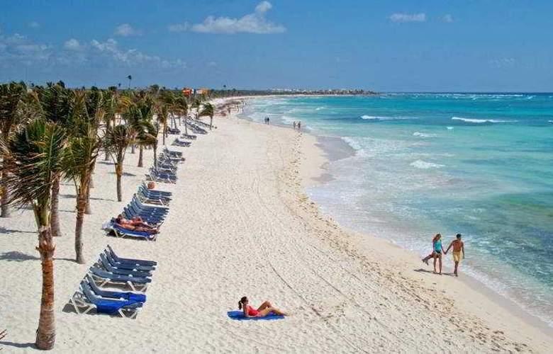 TRS Yucatan Hotel - Beach - 0