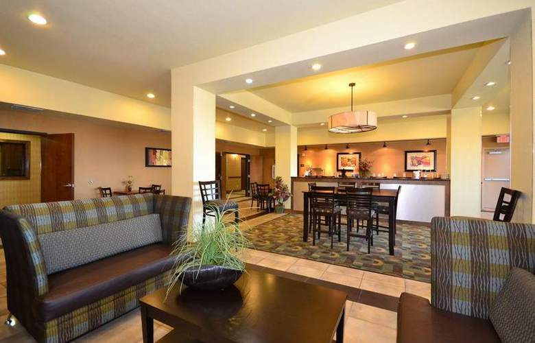 Best Western Plus Christopher Inn & Suites - Restaurant - 190