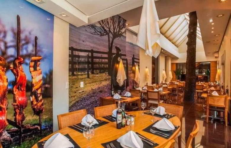 Wish Serrano Resort & Convention - Restaurant - 4