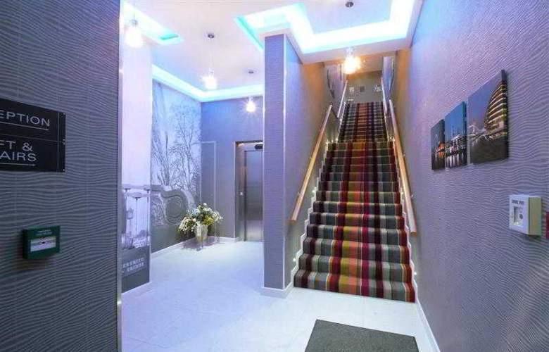 Best Western Plus Seraphine Hotel Hammersmith - Hotel - 44